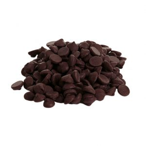 Tumma suklaanappi
