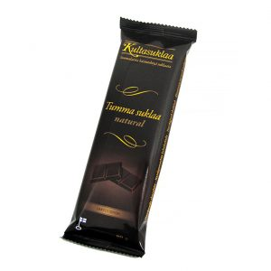 Natural tumma suklaa